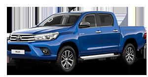 Toyota Hilux - Concessionaria Toyota Caserta e Pozzuoli