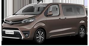 Toyota Proace Verso - Concessionaria Toyota Caserta e Pozzuoli