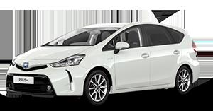 Toyota Prius+ - Concessionaria Toyota Caserta e Pozzuoli