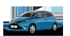 Toyota AYGO - Concessionaria Toyota Caserta e Pozzuoli
