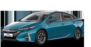 Toyota Nuova Prius Plug-in - Concessionaria Toyota Caserta e Pozzuoli