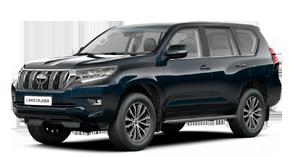 Toyota Land Cruiser - Concessionaria Toyota Caserta e Pozzuoli