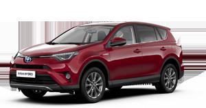 Toyota RAV4 - Concessionaria Toyota Caserta e Pozzuoli