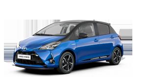 Toyota Yaris - Concessionaria Toyota Caserta e Pozzuoli