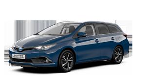 Toyota Auris Touring Sports - Concessionaria Toyota Caserta e Pozzuoli