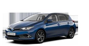 Toyota Auris - Concessionaria Toyota Caserta e Pozzuoli
